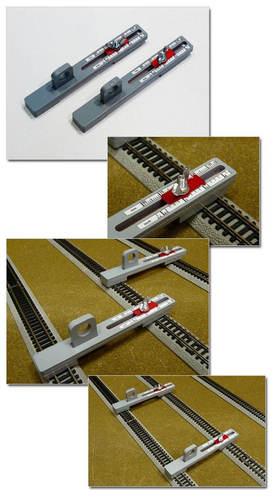 N scale track tool set 41309