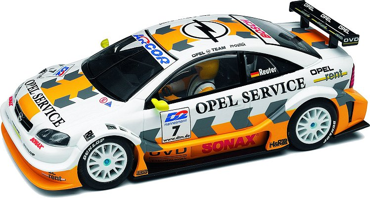 Scalextric Touring Slot Cars